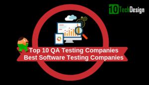 QA Testing Companies