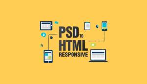 psd to html company