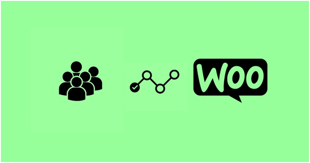 Touchpoints on a WooCommerce