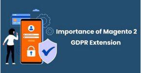 Magento 2 GDPR Extension